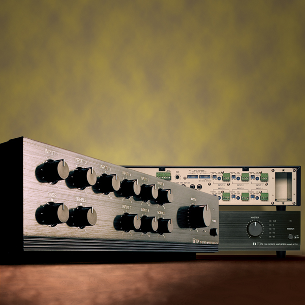 TOA Advantage, 700 Series Amps