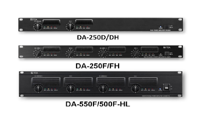 DA Series Amplifier