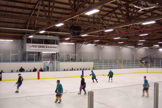 Point Edwards Memorial Arena