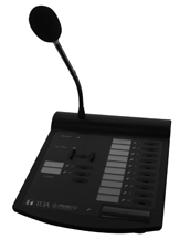 Remote Microphone and Speaker Selector