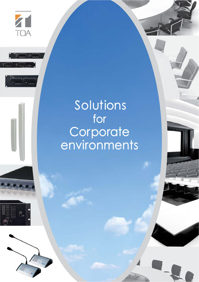 Solutions for Corporate Environments Brochure