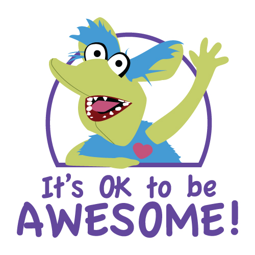 It's OK to be AWESOME!