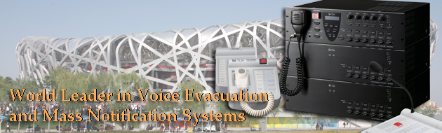 Mass Notification and Voice Evacuation