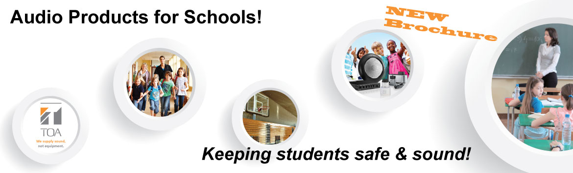 Audio Products for Schools