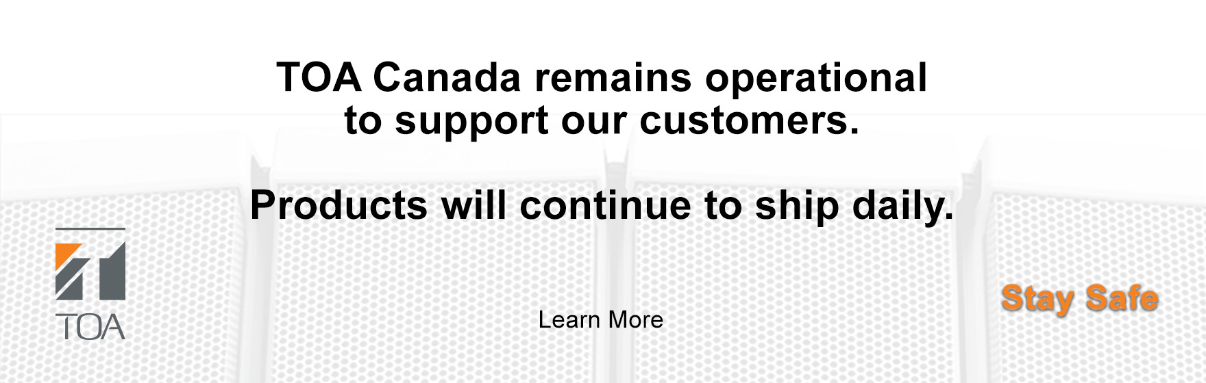TOA canada, open, business, mississauga, ontario, closed, covid