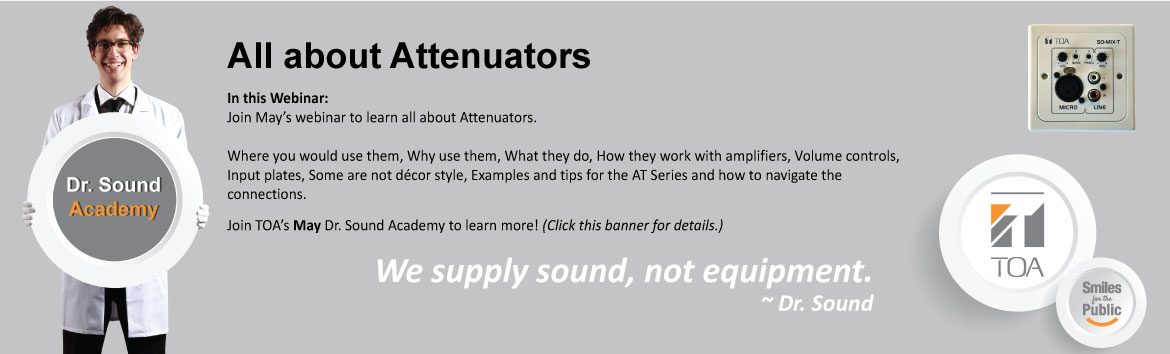 All about Attenuators