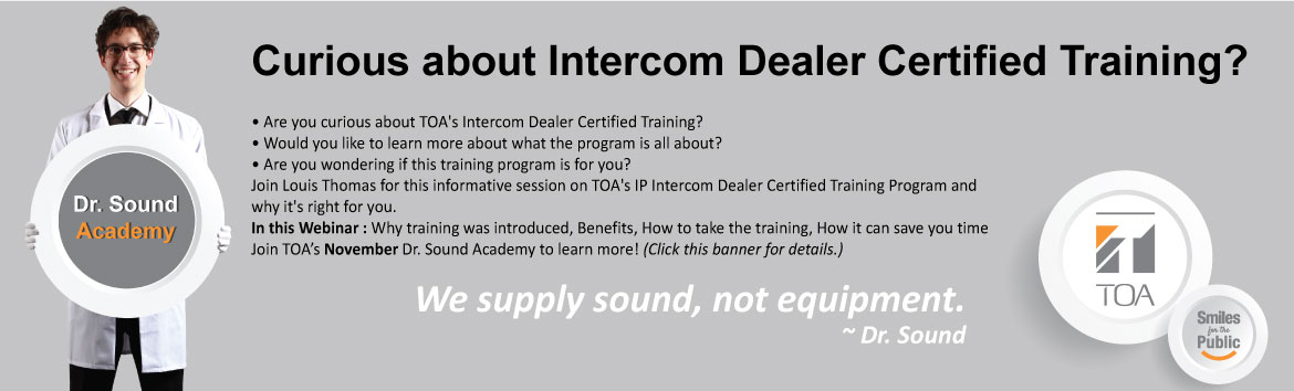 Curious about Intercom Dealer Certified Training?