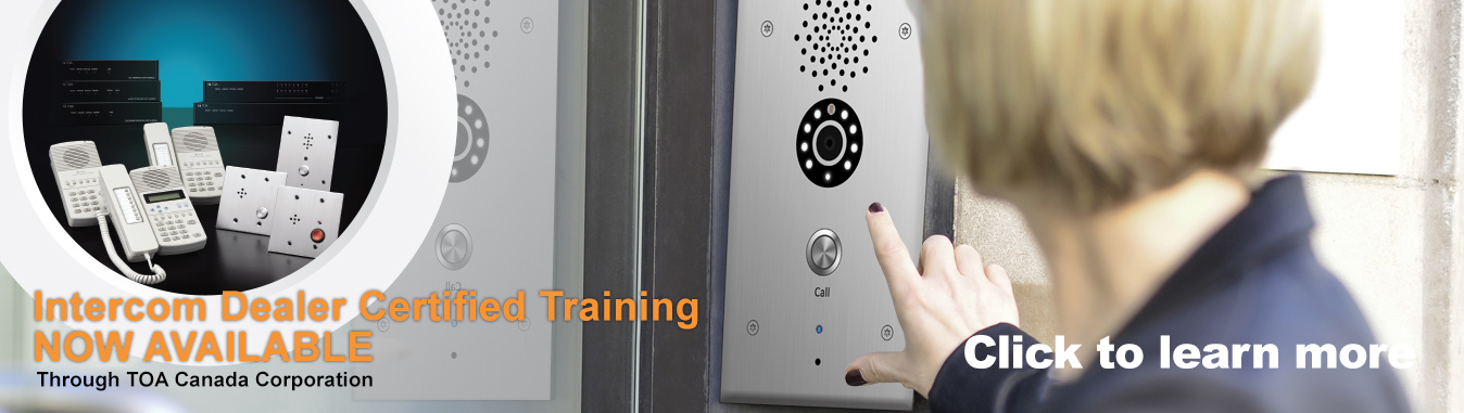 Intercom Dealer Certified Training