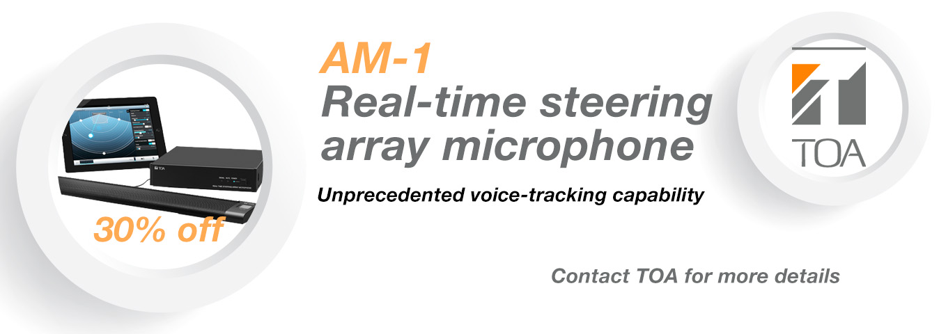 Real-Time Steering Array Microphone System