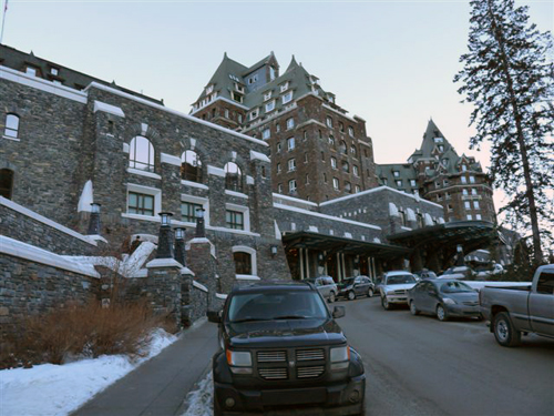 Image of Banff Springs Hotel