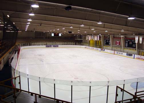 Image of Guelph Arena