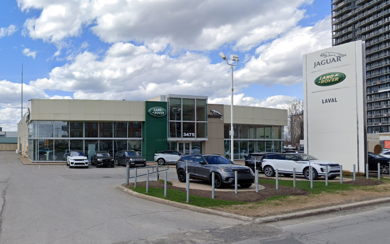 Image of Jaguar dealer