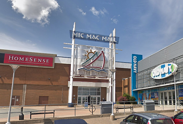 Image of mic mac mall