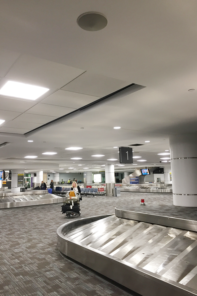 Pearson International Airport - Baggage Claim