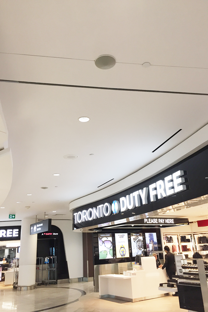 Pearson International Airport - Duty Free