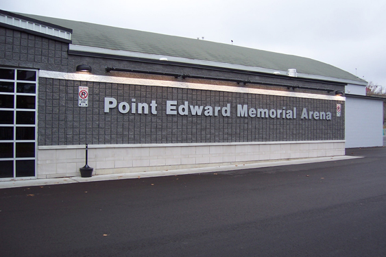 Image of Point Edwards Memorial Arena