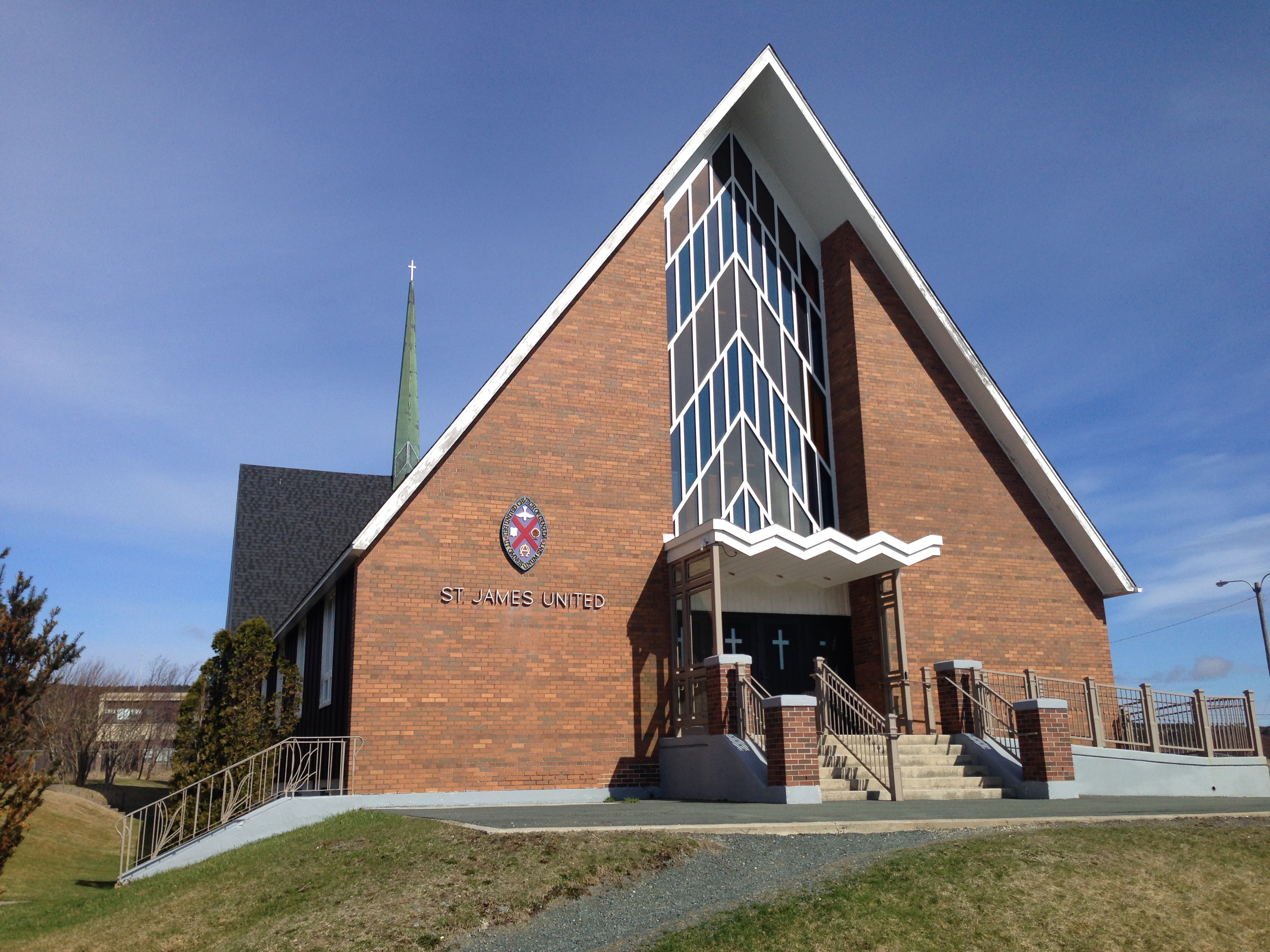 Saint James United Church