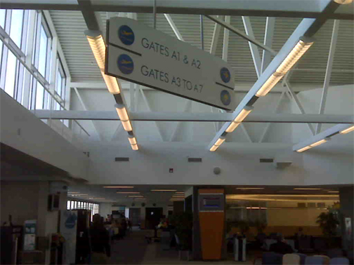 Image of Saskatoon John G. Diefenbaker International Airport