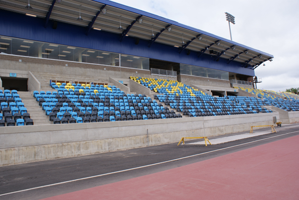 Image of T & F Stadium, Universite de Moncton