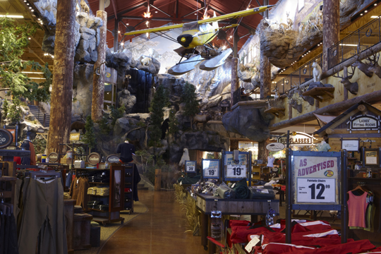 Image of Bass Pro Shops
