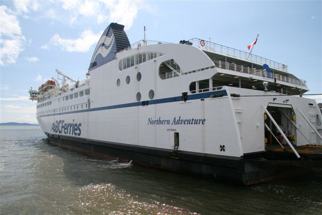 Image of British Columbia Ferry Services Inc., BC