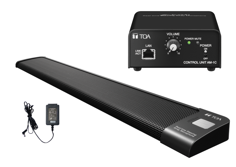 AM-1SET Real-Time Steering Array Microphone System Set
