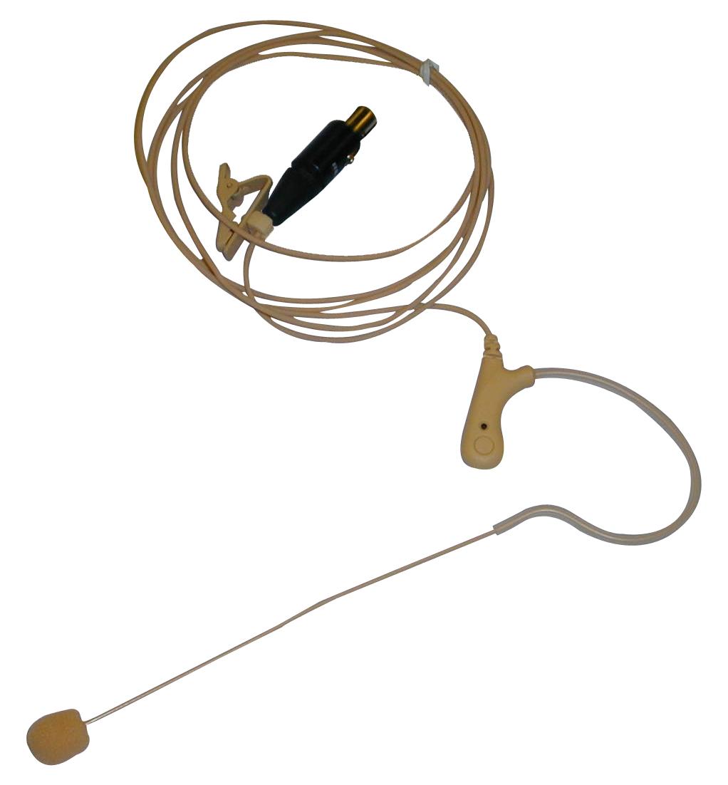 Over The Ear Wireless Microphone : em 77 single ear microphone ~ Russianpoet.info Haus und Dekorationen