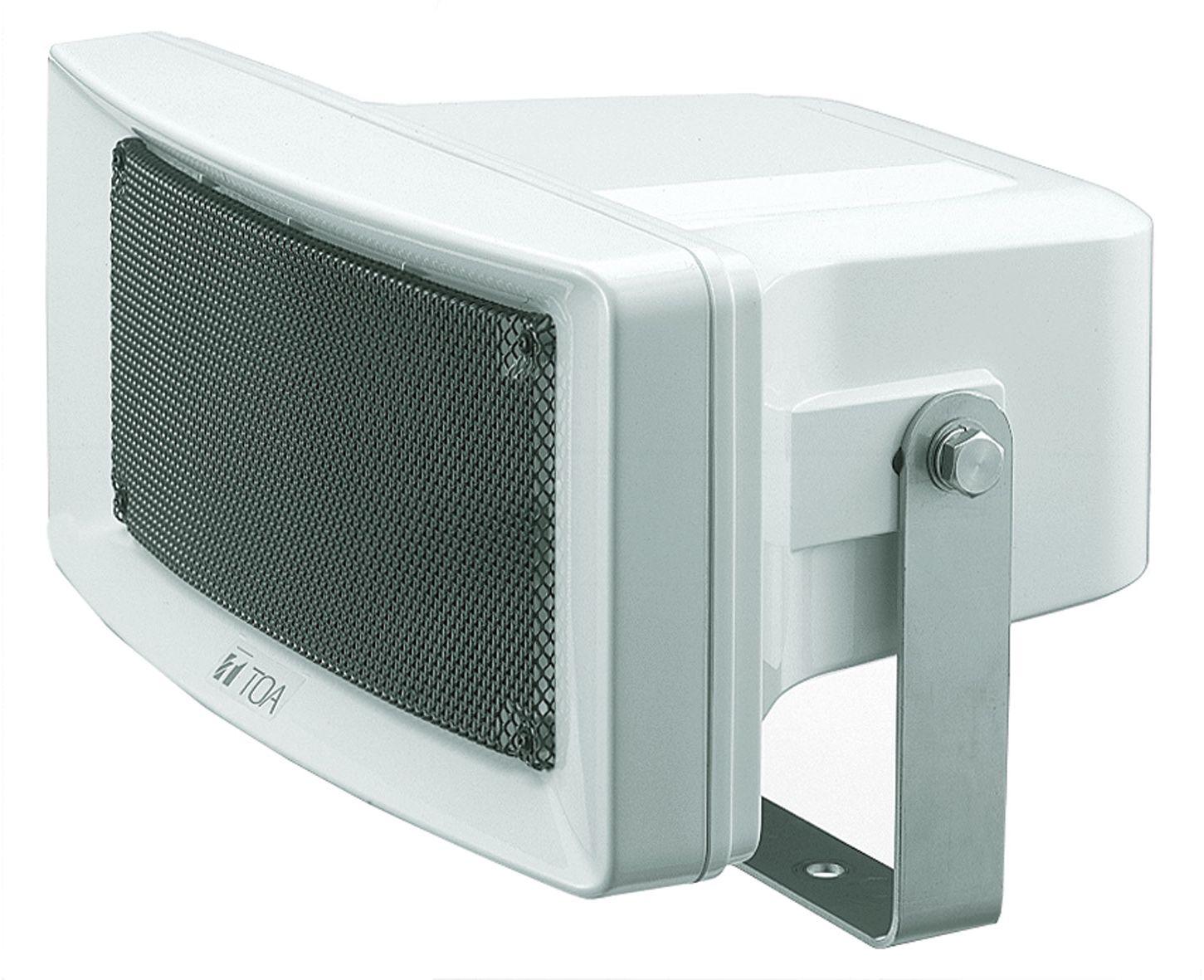 pa speakers horn speakers cs 154 wide range weatherproof speaker